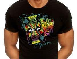 Nro 51 kilpailuun Design a T-Shirt for Poker käyttäjältä maximchernysh