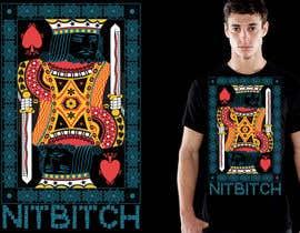 Nro 20 kilpailuun Design a T-Shirt for Poker käyttäjältä venug381