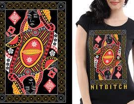 Nro 36 kilpailuun Design a T-Shirt for Poker käyttäjältä venug381