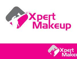 #139 for Logo Design for XpertMakeup by jasminkamitrovic