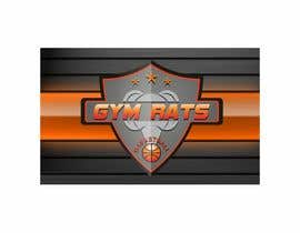 #126 para Design a Logo for Gym Rats por airbrusheskid