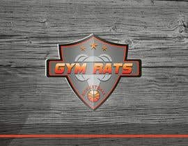 nº 127 pour Design a Logo for Gym Rats par airbrusheskid