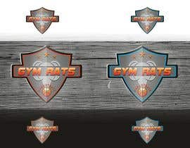#128 para Design a Logo for Gym Rats por airbrusheskid