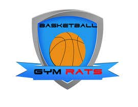 #119 para Design a Logo for Gym Rats por rzndra01