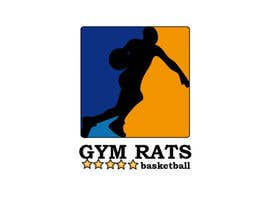 #124 para Design a Logo for Gym Rats por weblover22