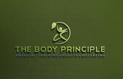 #106 for Design a Logo for The Body Principle af deztinyawaits