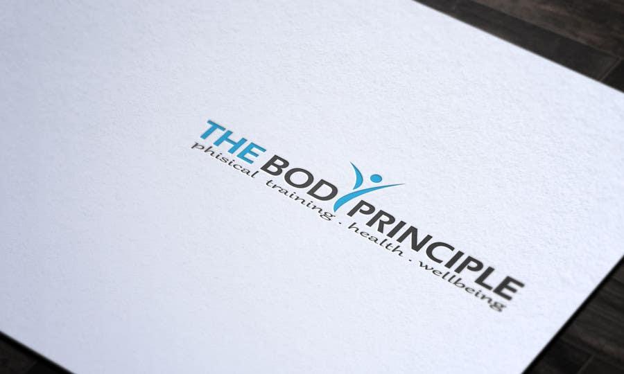 Penyertaan Peraduan #142 untuk Design a Logo for The Body Principle