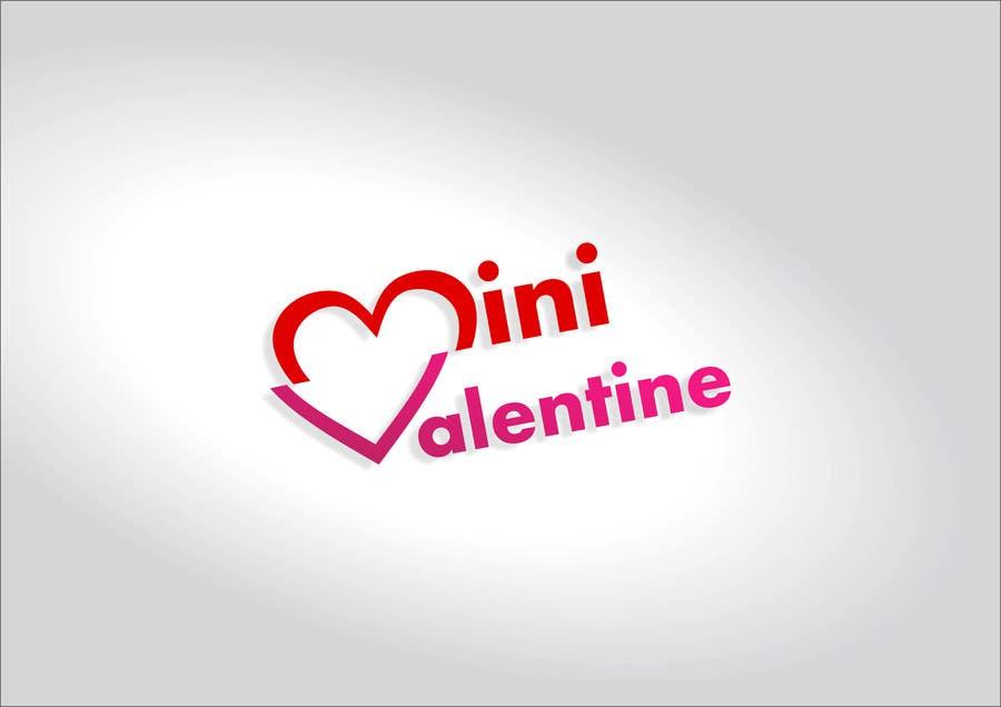 Penyertaan Peraduan #41 untuk Design a Logo for Mini Valentine