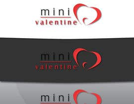 #48 for Design a Logo for Mini Valentine af prasadf