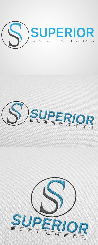 Penyertaan Peraduan #53 untuk Design a Logo for Superior Bleachers