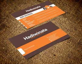 #5 untuk Design Back of Business Cards with design concept provided oleh ezesol