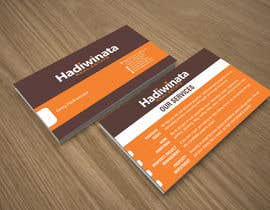#9 untuk Design Back of Business Cards with design concept provided oleh ezesol