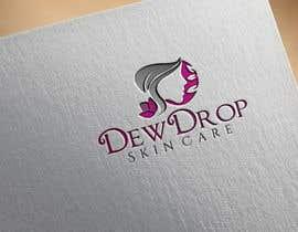 #158 untuk Design a Logo for DewDrop SkinCare oleh stojicicsrdjan