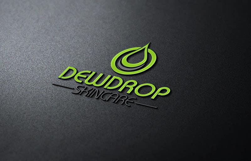 Kilpailutyö #102 kilpailussa Design a Logo for DewDrop SkinCare