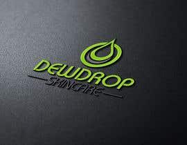 #102 untuk Design a Logo for DewDrop SkinCare oleh oosmanfarook