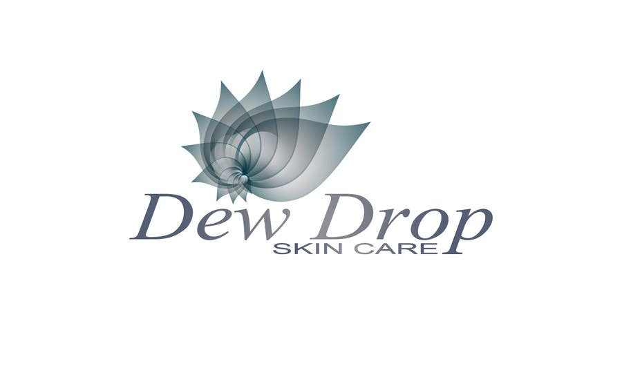 Kilpailutyö #157 kilpailussa Design a Logo for DewDrop SkinCare