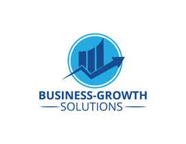 designerdesk26 tarafından Design a Logo for business-growth.solutions için no 52
