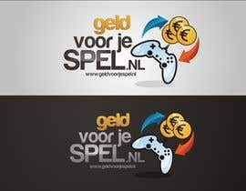 nº 65 pour Design a Logo for our new game trade-in website Geld voor je Spel par paramiginjr63
