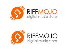 #87 para Design a Logo for RiffMojo por nat385