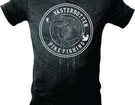 #21 untuk Design a T-Shirt for outdoor/fishing apparel company oleh mj956