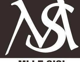 """abiafif29 tarafından Design a Logo for """" Mlle Sisi"""" için no 38"""