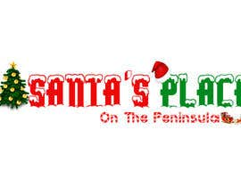 #16 para Design a Logo for  Santa's Place on the Peninsula por jhnbala07