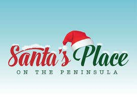 #13 para Design a Logo for  Santa's Place on the Peninsula por Zsuska