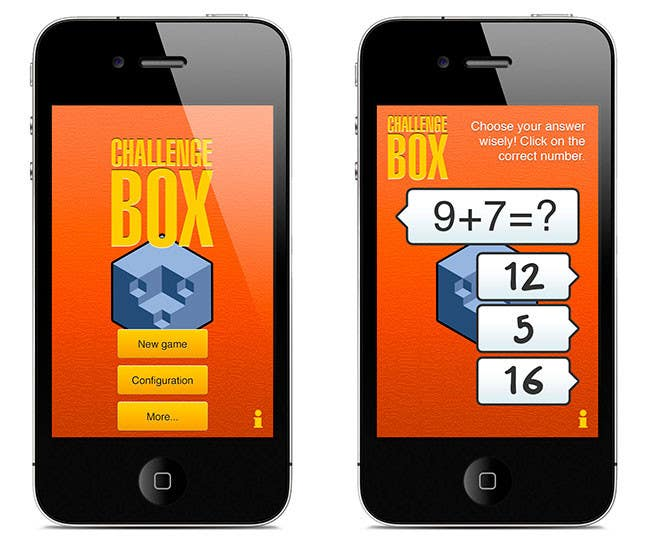 Mobile Phone Contest Entry #41 for Design an App Mockup for Mobile Puzzle Game