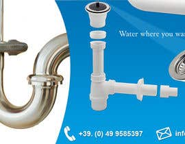 #18 para Poster Design for a Distributor of Plumbing products de arbfinance