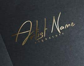 #29 for Design a Custom Signature + Logo for a Music Recording Artist af NesmaHegazi