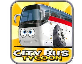 nº 46 pour AppStore icon for City Bus Tycoon par dynamiteboy