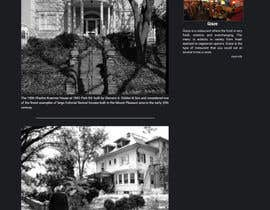 #25 for Mock up pages for a real estate site utilizing the ken WordPress theme af webskillers
