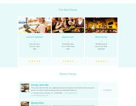 #16 untuk Mock up pages for a real estate site utilizing the ken WordPress theme oleh MadniInfoway01