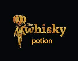 #33 untuk Create logo for a whiskey vatting / blending blog & bottle oleh designer102