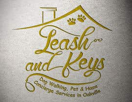 aghits tarafından Design a Logo for Leash and Keys için no 28