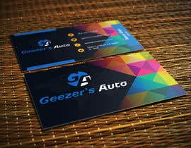 #8 para Design some Business Cards for Auto Repair Shop por mahiweb123