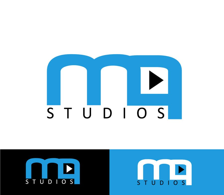 Contest Entry #29 for Design a Logo for MQ Studios using existing logo elements