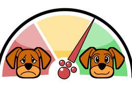 redromanov tarafından Create a gauge for how happy a dog is için no 7