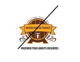 #1 untuk Logo pour Houblons de France oleh FreeWeb34