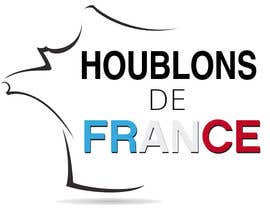 #9 for Logo pour Houblons de France af n1c01a5