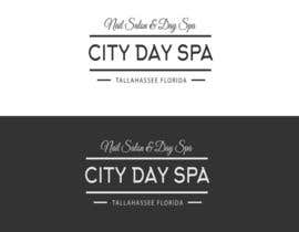 "#15 for Create a badge style logo for ""City Day Spa"" using template file af Sanja3003"
