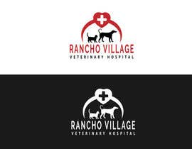 Sanja3003 tarafından Design a Logo for Rancho Village Veterinary Hospital için no 5
