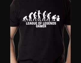 #3 for Design a League of Legends T-Shirt Tee by towcorporaton