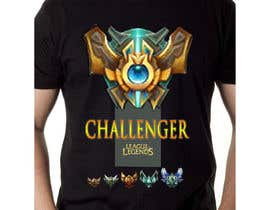 #13 for Design a League of Legends T-Shirt Tee by towcorporaton