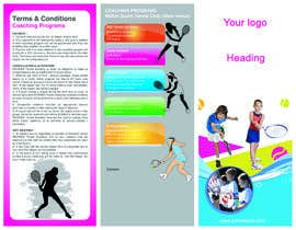 #4 para Design a Brochure as a Sponsorship Pack for a Sporting Event por sumantechnosys