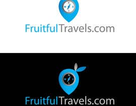 #51 for Design a Logo for my Blog FruitfulTravels.com af safulnaeem