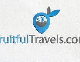 #52 for Design a Logo for my Blog FruitfulTravels.com af safulnaeem