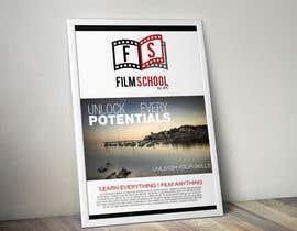 acelobos9 tarafından Design a Logo for (JPC) Film School için no 7
