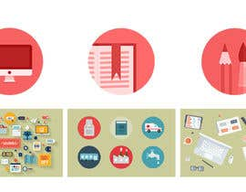 NILESH38 tarafından Design some Icons for my website. için no 9