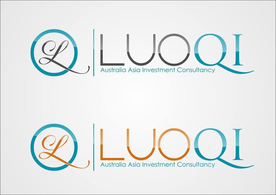 Bài tham dự cuộc thi #103 cho Design a Logo for luoqi.com.au